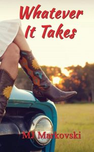 Book cover of Whatever It Takes