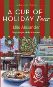 cover A Cup of Holiday Fear