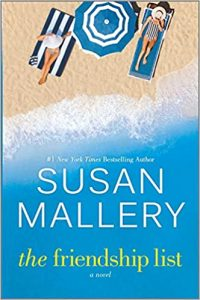 Excerpt Tour: The Friendship List by Susan Mallery