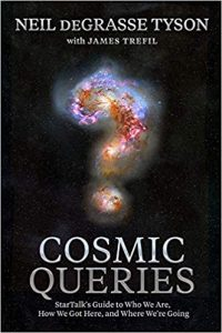 Book Review Cosmic Queries